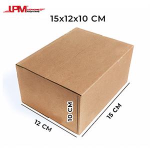 Hộp carton nhỏ 15x12x10