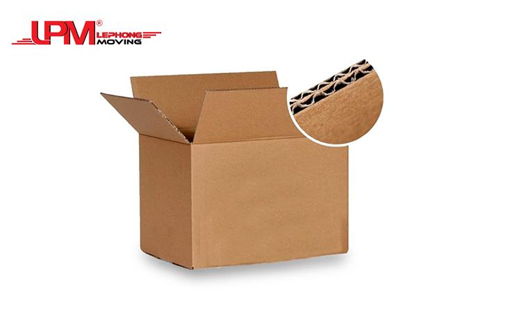 Chất liệu hộp carton nhỏ