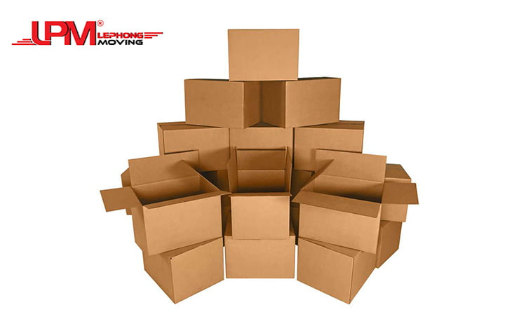 Kích thước thùng carton 3 lớp