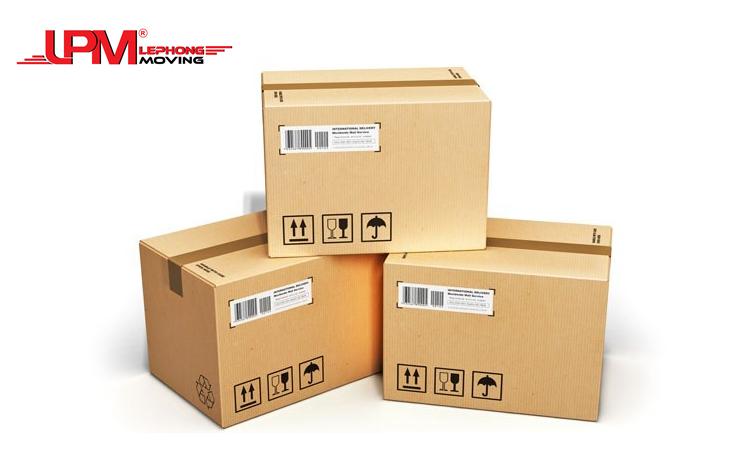 Sản xuất thùng carton theo yêu cầu