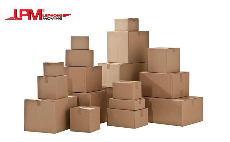 Sản xuất thùng carton theo yêu cầu tại LPM đa dạng kích thước