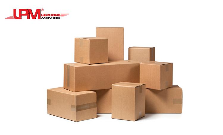 Thùng carton 7 lớp đa dạng kích thước