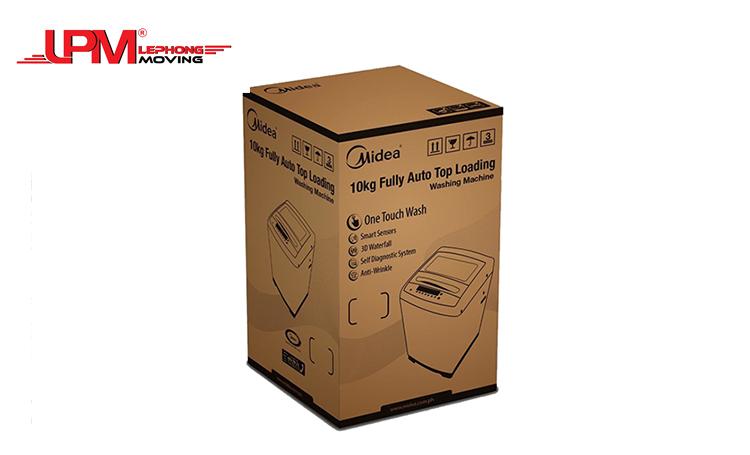 Thùng carton đựng máy giặt LPM
