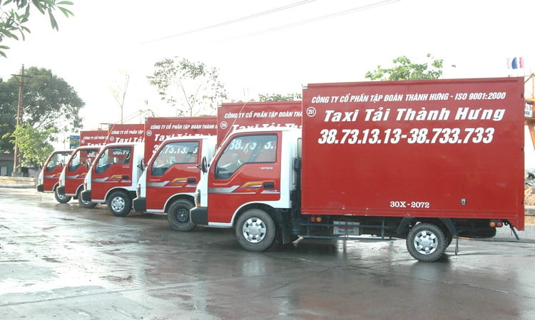 Công ty chuyển văn phòng Thành Hưng