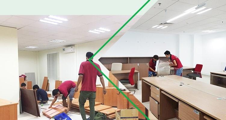 Công ty chuyển văn phòng Việt Moving